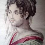 Рисунка на момиче