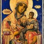 "Св. Богородица с Младенеца, църква ""Св. Архангели"", Бачковски манастир"