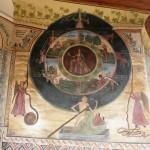 Колелото на живота, Преображенски манастир, Велико Търново
