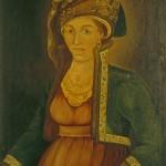 Христофиня Зографиевна, портрет, НХГ, ок. 1844, маслени бои, платно