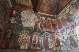 Драгалевски-манастир-стенописи
