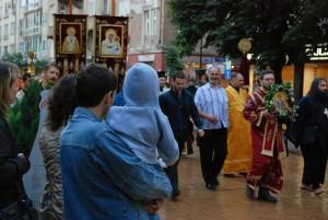 Лития Свети Георги Новейший