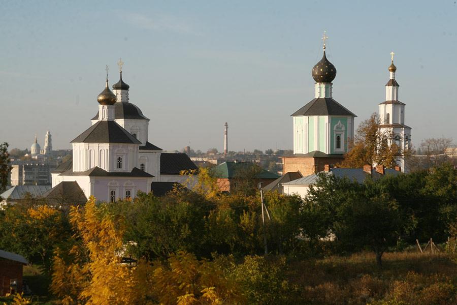 Свято-Николски манастир, град Рилск