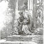 Офорт 1636 г.