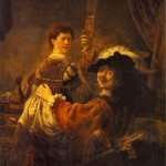 Блудния син в таверна 1637 г