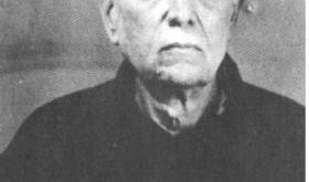 Снимка на свети Лука Кримски при един от арестите му