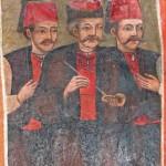 Мино, Марко и Теофил Минови