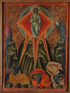 """Преображение Христово Несебър, църква """"Св. Параскева"""" ХVII–ХVIII в., Крипта"""
